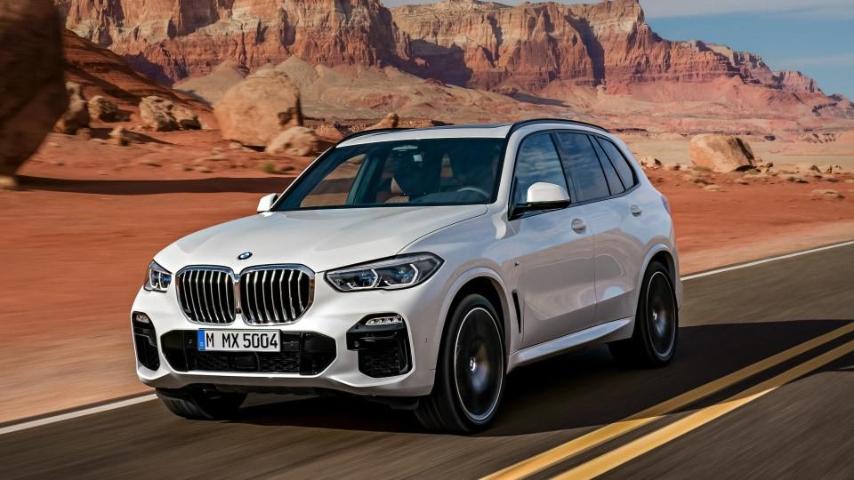 BMW confirms X5 pricing