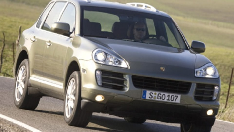 Since the Cayenne was introduced in 2002, Porsche sales have risen by 50 per cent worldwide.