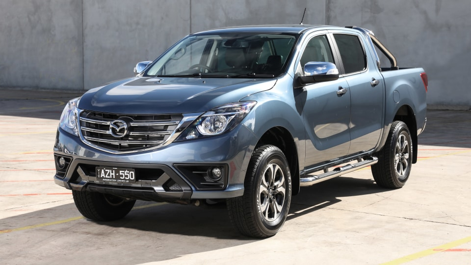 2019 Mazda BT-50 GT 4x4 dual-cab review