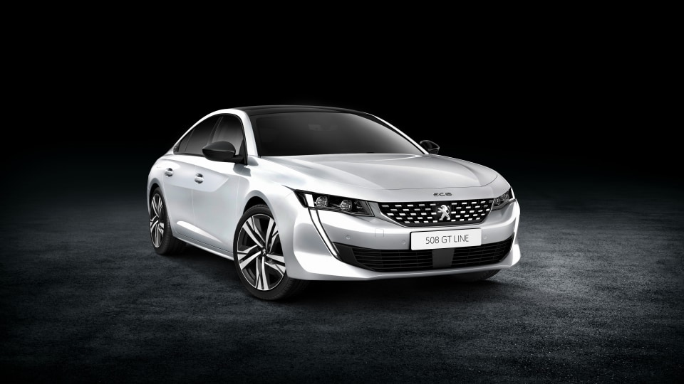 Report: Hybrid Peugeot 508 GT on the way