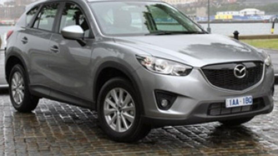DCOTY 2013 - Best SUV Under $40,000