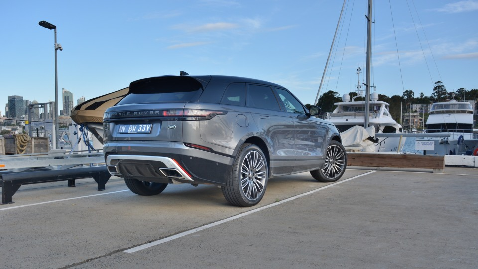 2018 Range Rover Velar P380 First Edition.