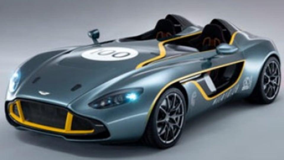 Aston Martin DO NOT USE - EMBARGO
