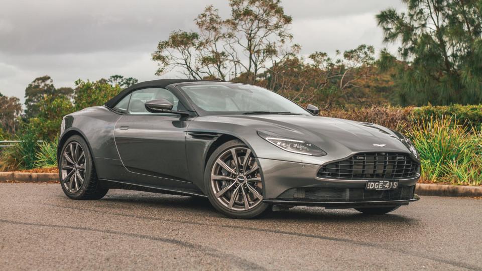 2020 Aston Martin DB11 Volante review