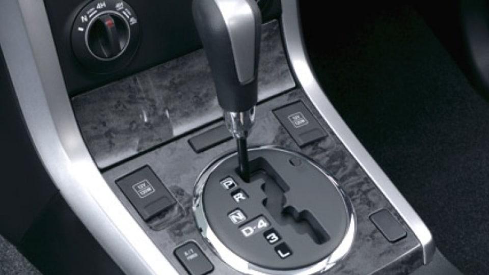 2008 Suzuki Grand Vitara Prestige