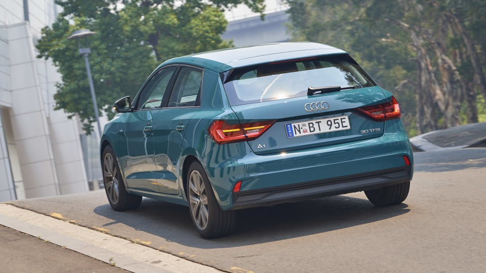 2020 Audi A1 30 TFSI review-1