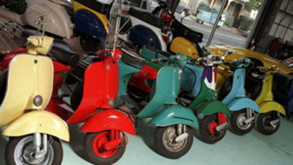 Motorcycle Market Down, Scooters Drop In Popularity