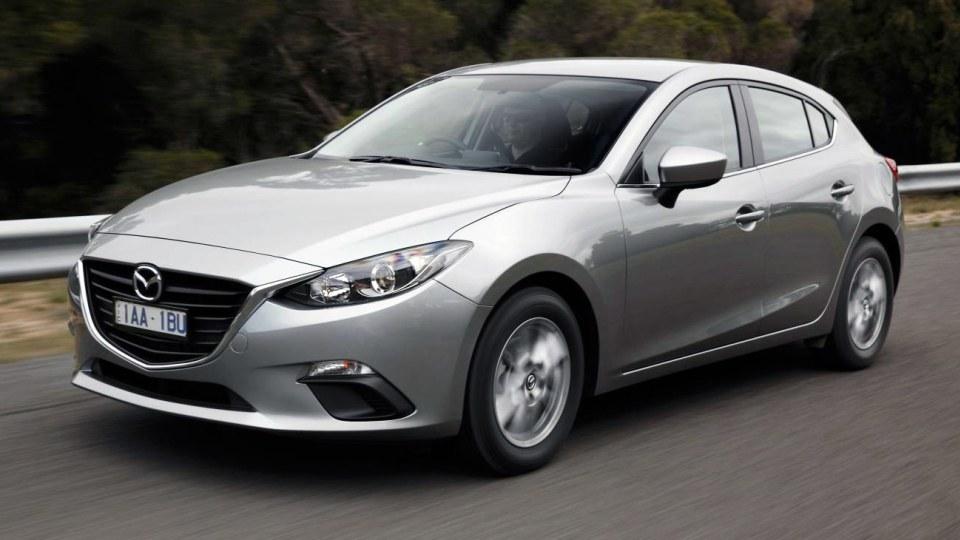 2014 Mazda3 Review: Australian Preview Drive