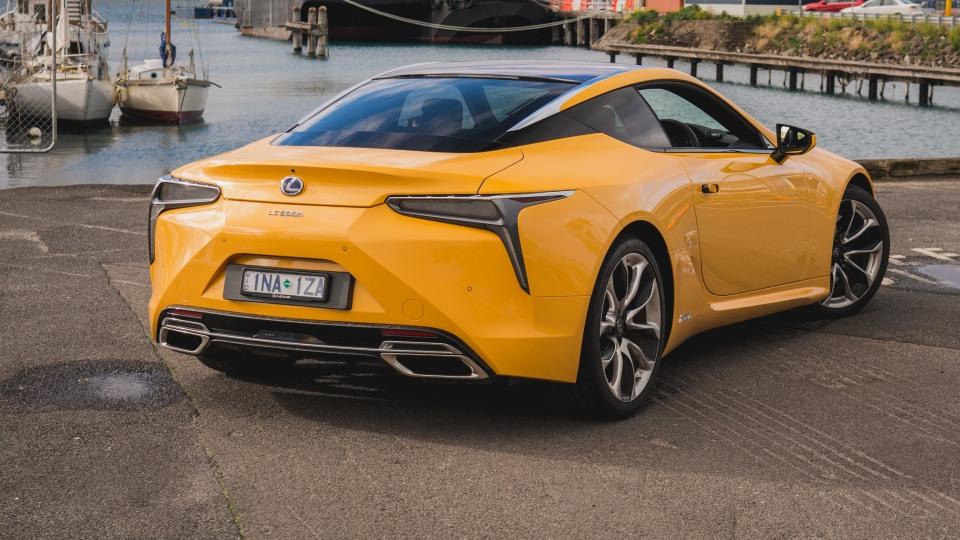 2019 Lexus LC500h review-4