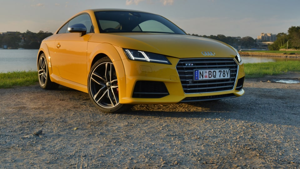 2017 Audi TT S Review – Enjoyable Sports Coupe Is Let Down By Iffy Safety