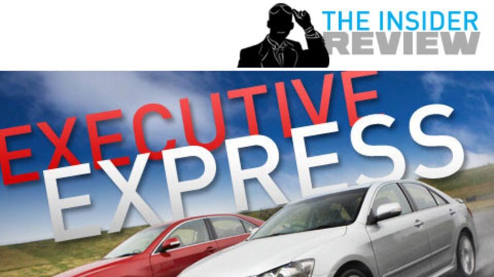 Executive Express – Toyota's Stove-Hot Aurion TRD