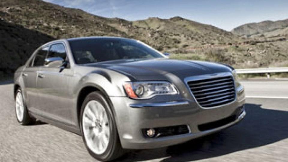 Chrysler reveals big ambitions