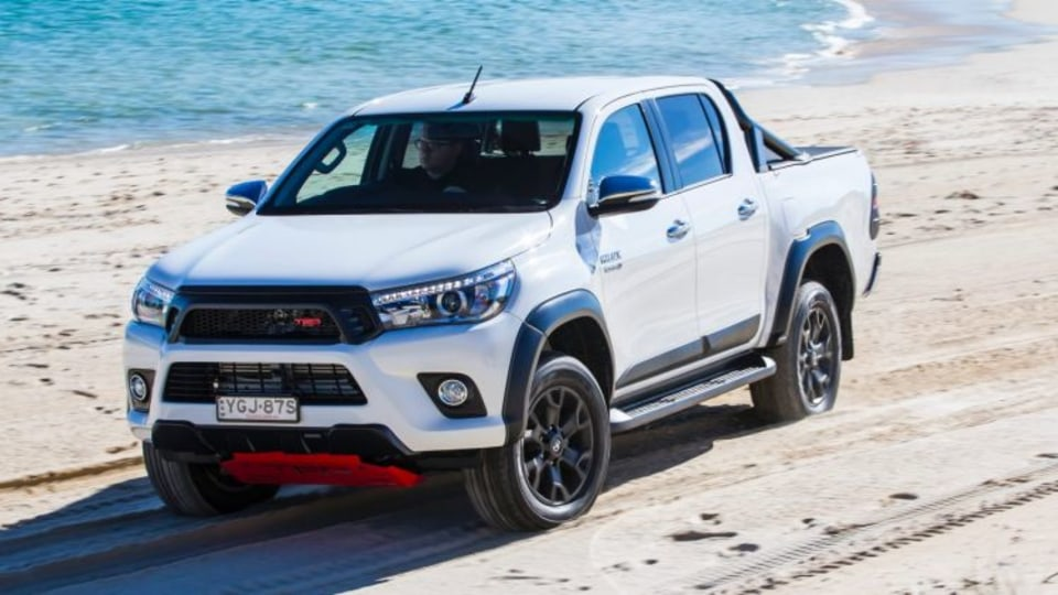 The success of the Toyota HiLux TRD has encouraged the brand to consider expanding the range permanently.