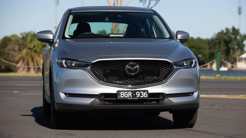 2021 Mazda CX-5 Maxx Sport review