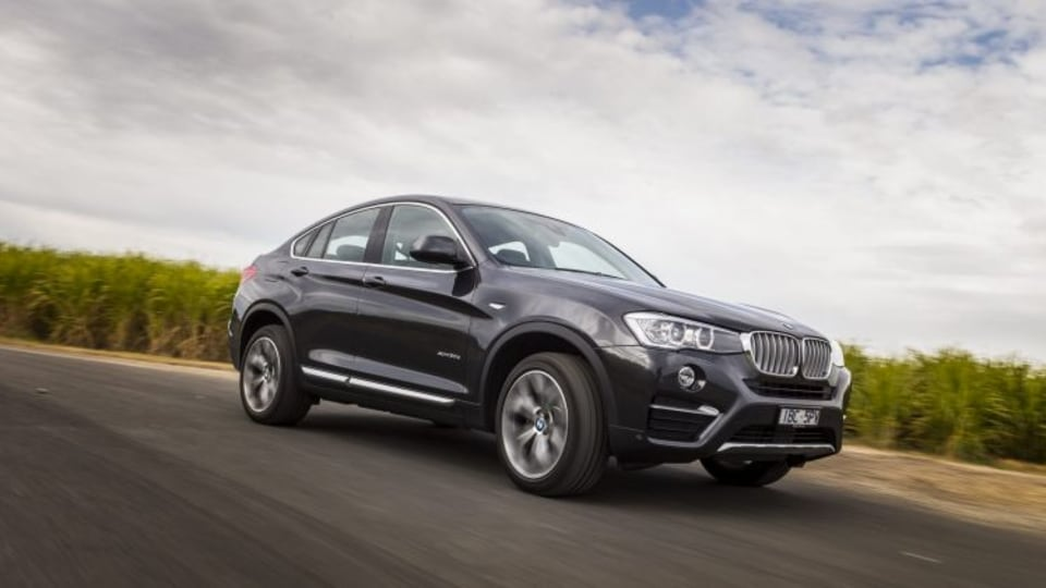 BMW's X4 has found a new niche in the booming SUV market.