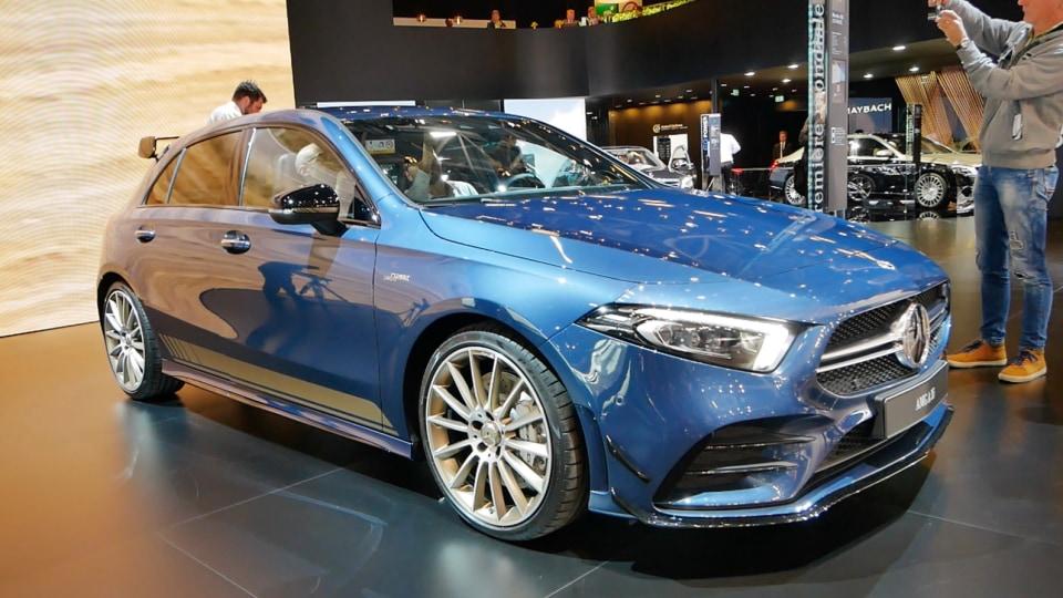 Mercedes-AMG A45 will get drift mode