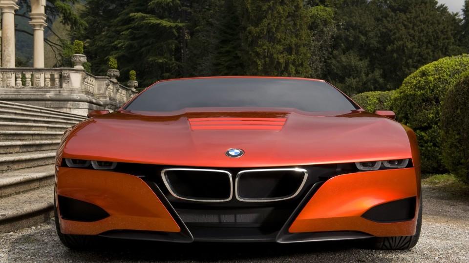 BMW outlines future supercar plans