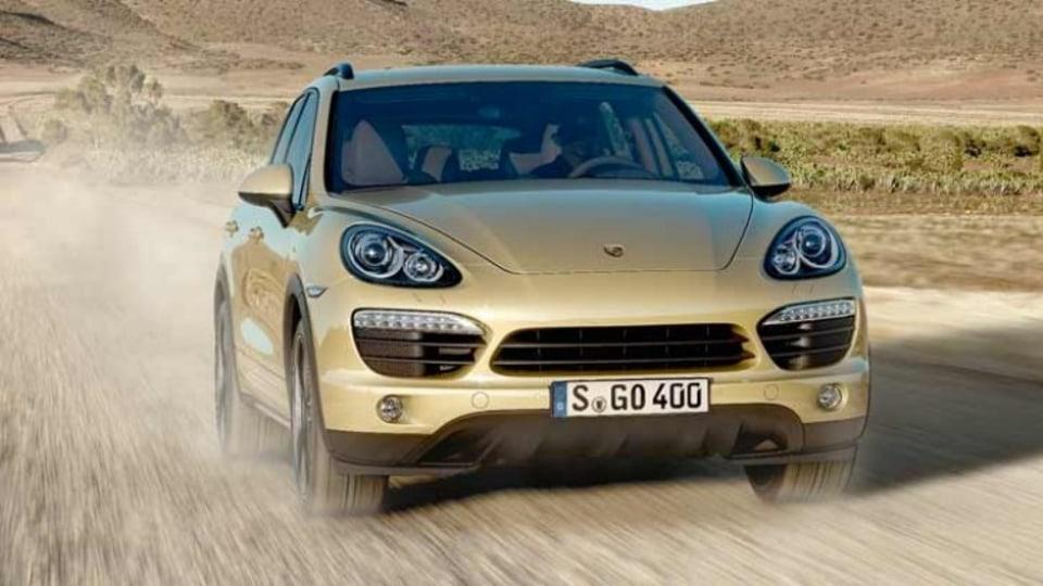Porsche Cayenne S.