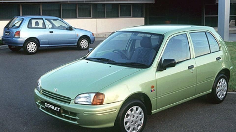 1998 Toyota Starlet