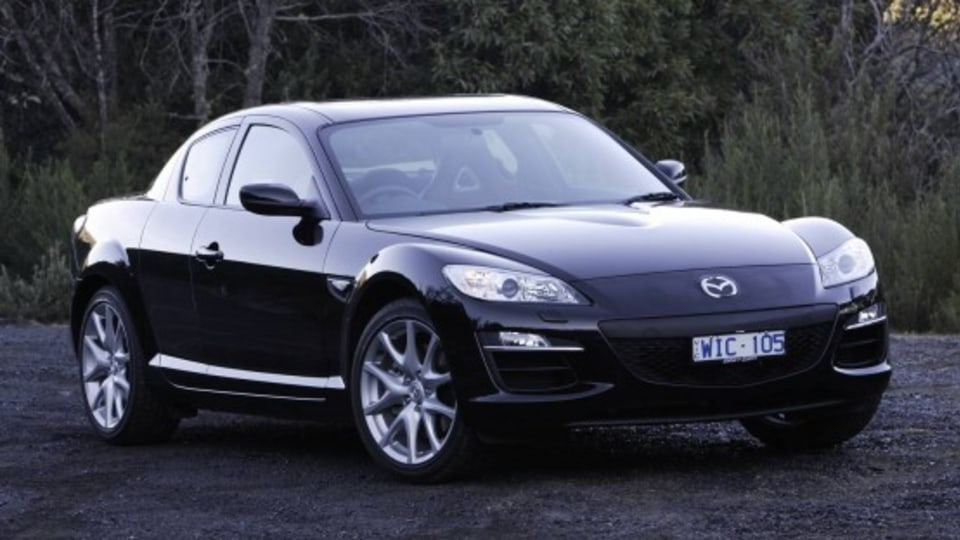 All-New Mazda RX-8 To Land At Frankfurt: Report