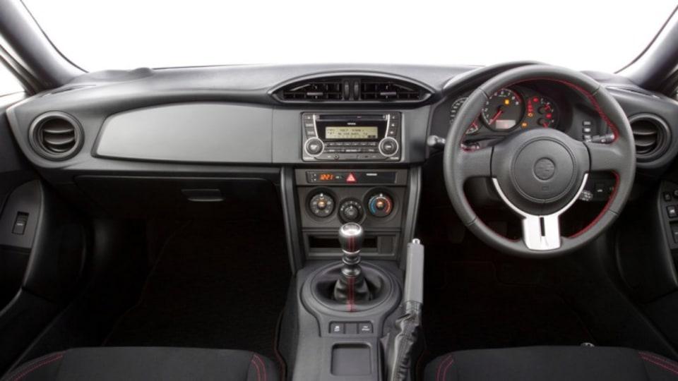 Toyota 86 GT.