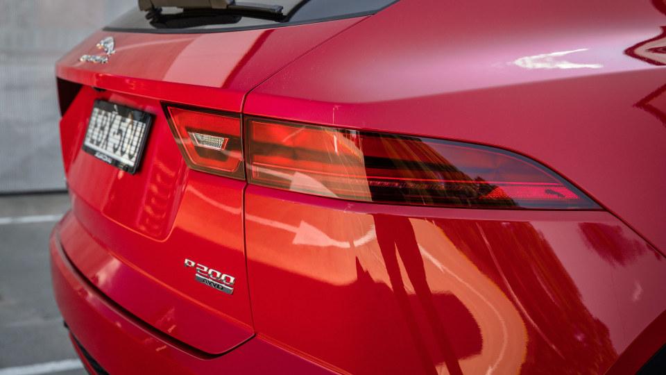2019 Jaguar E-Pace review: P200 R-Dynamic S-1