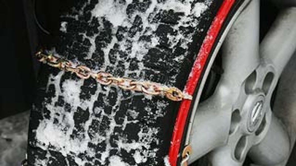 Chains tyre