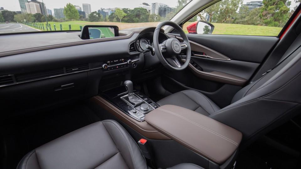 2021 Mazda CX-30 review: Astina X20 (Skyactiv-X) AWD-1