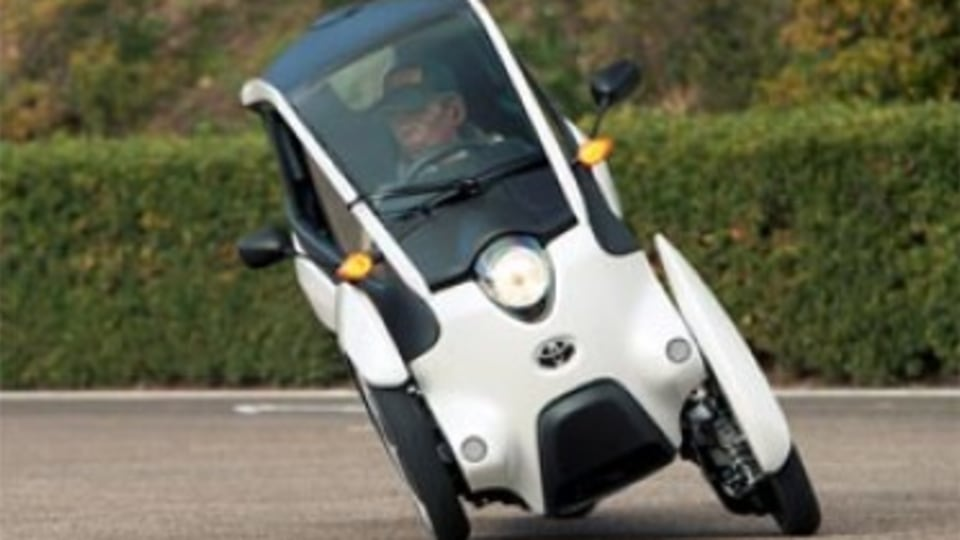 Toyota's vision for the future