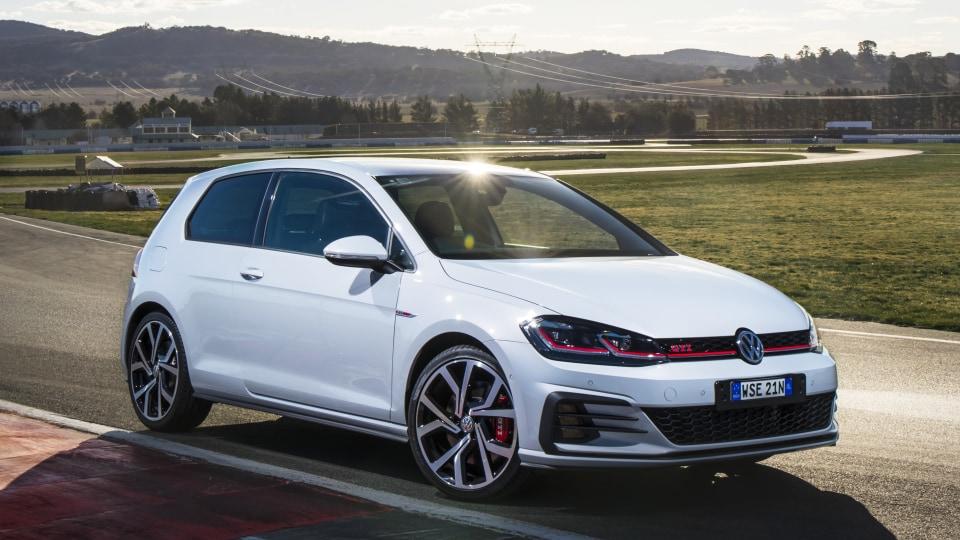2018 Volkswagen Golf GTI Performance.