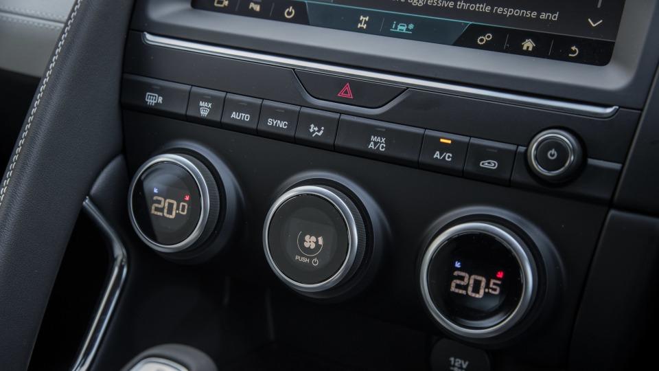 2019 Jaguar E-Pace review: P200 R-Dynamic S-3