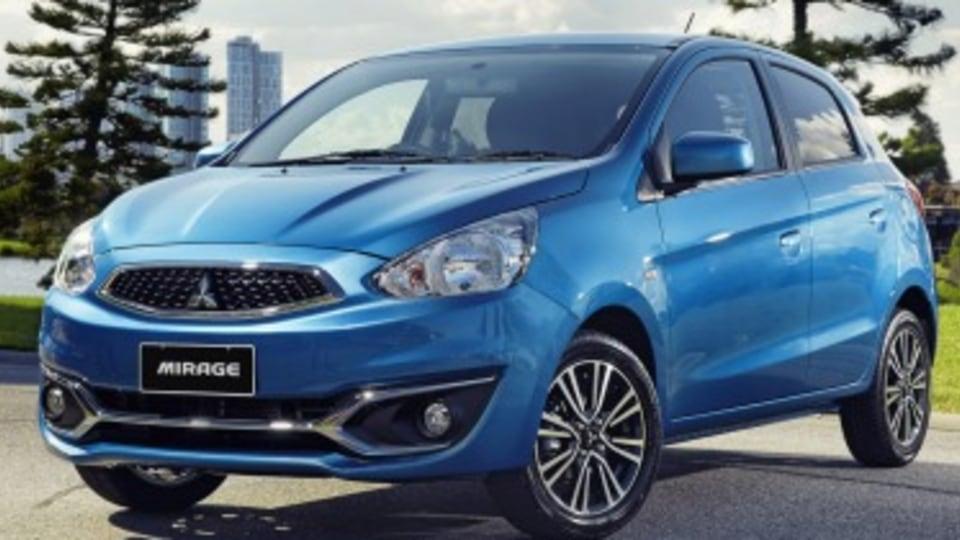 2016 Mitsubishi Mirage prices revealed