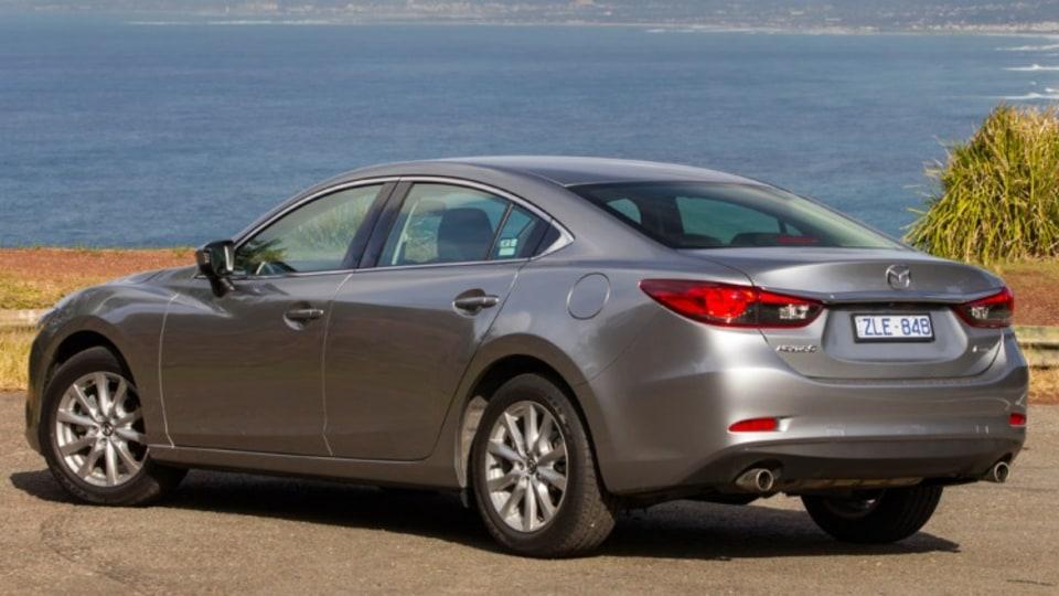 Mazda6 Sport.