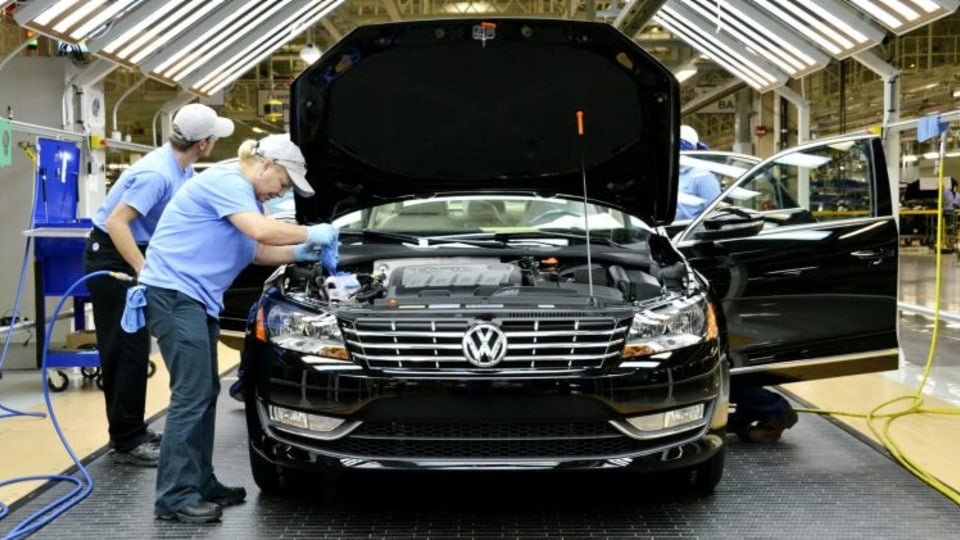 Volkswagen Group is now the highest selling car manufacturer in the world.