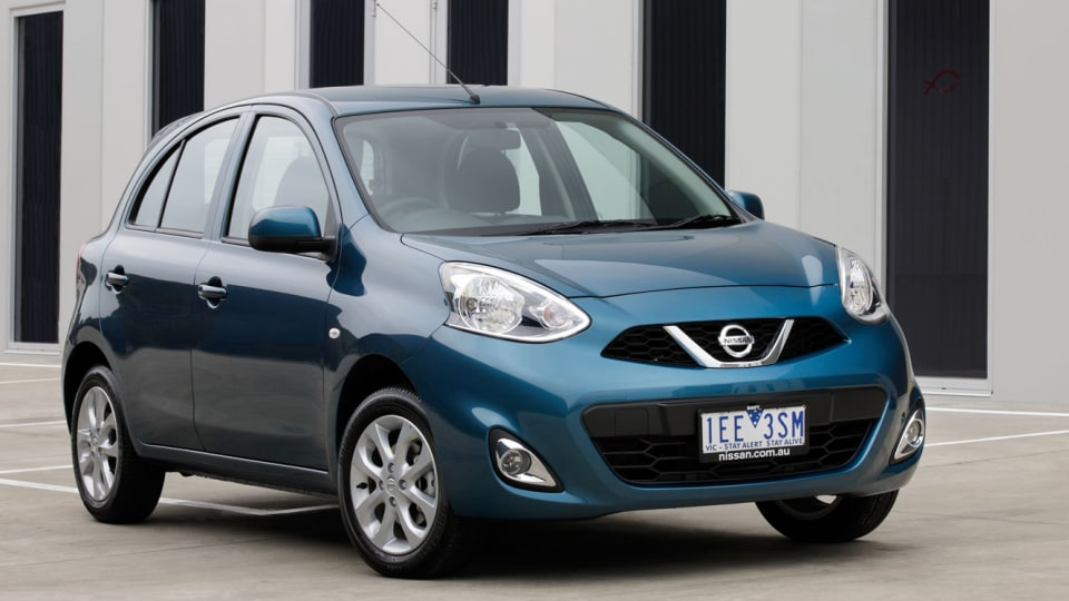 Nissan Micra: 2015 Price And Features For Australia