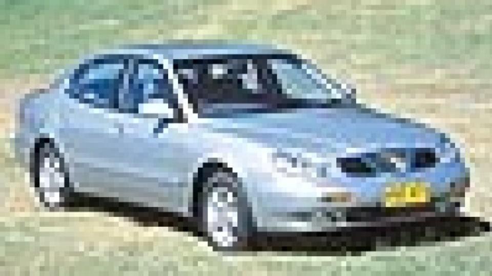 Used car review: Daewoo Leganza 1999-2004