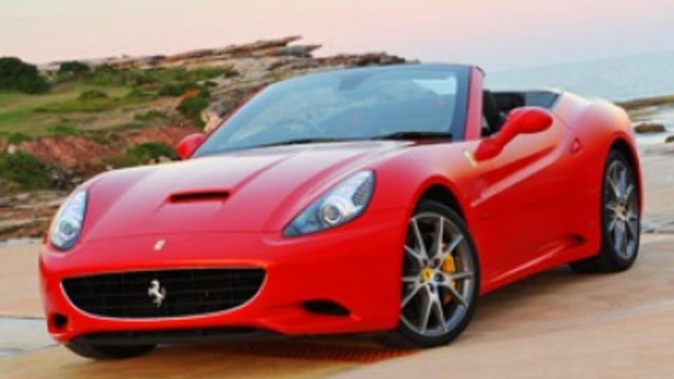 Quick spin: Ferrari California