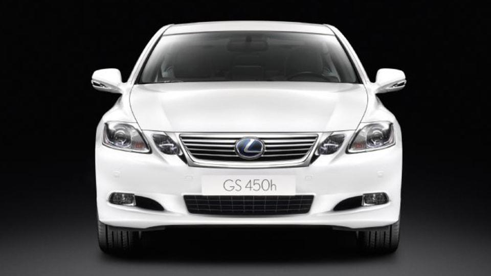 Lexus LF-Gh Concept Destined For New York Auto Show