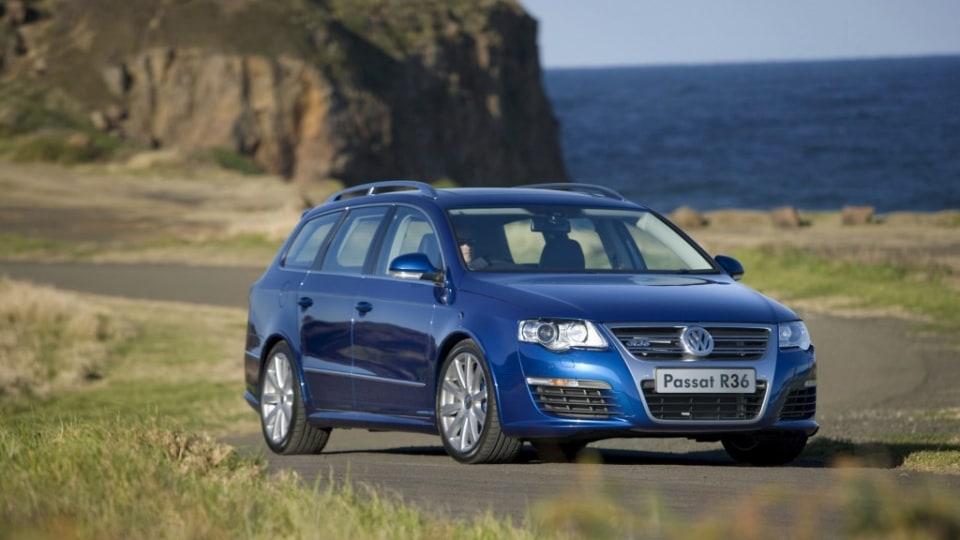 Volkswagen Passat R36 wagon