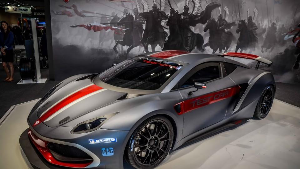 Arrinera Hussarya Makes Motor Show Debut In Poland