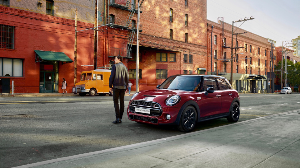 Mini to introduce limited edition Kensington models