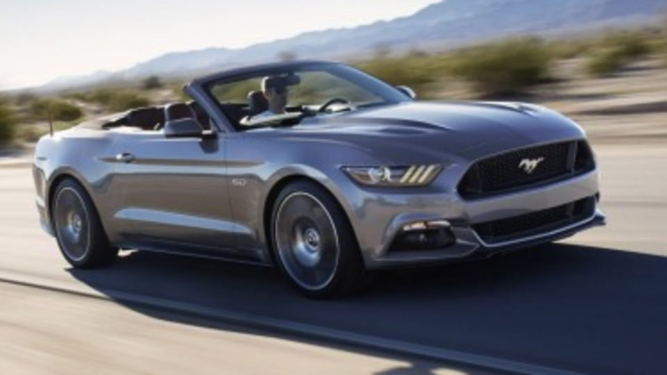Reviewed: Ford Mustang EcoBoost Convertible 'an honourable throwback to the original'