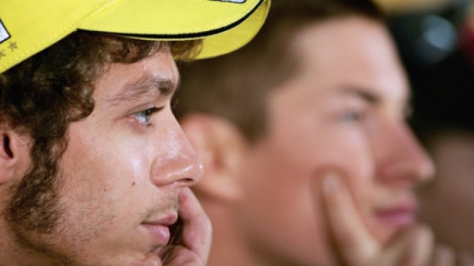 Valentino Rossi. Picture: Getty Images