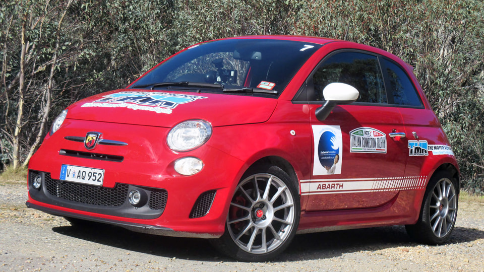 Fiat Abarth 500 Esseesse Review: 2014 Italian Connection Trophy