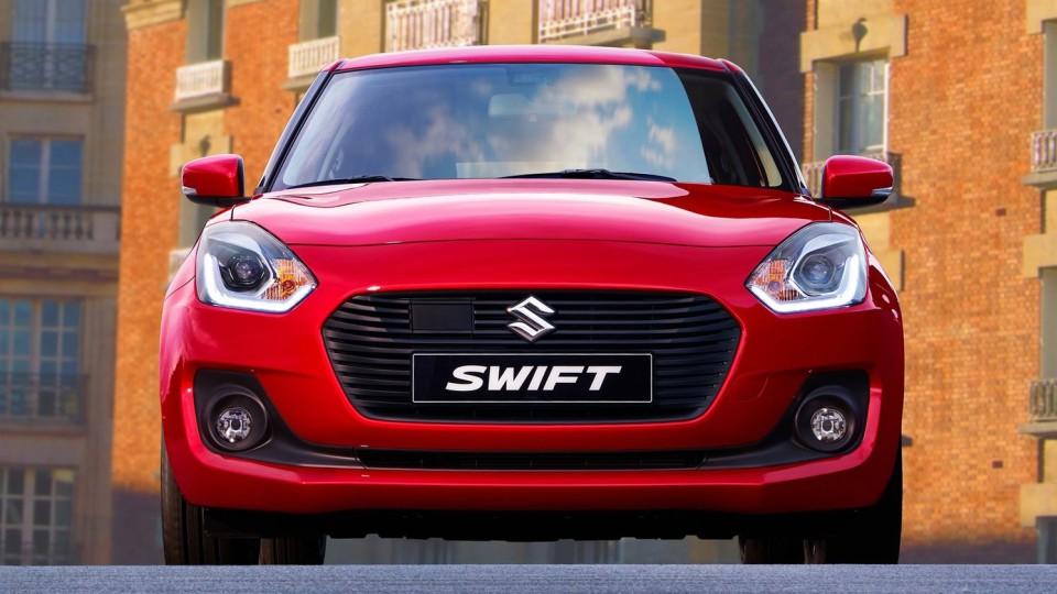 2017 Suzuki Swift Arrives In Australia Ahead Of Local Launch