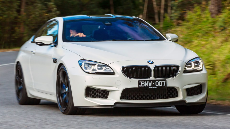 BMW M6: 2015 Australian Price And Features