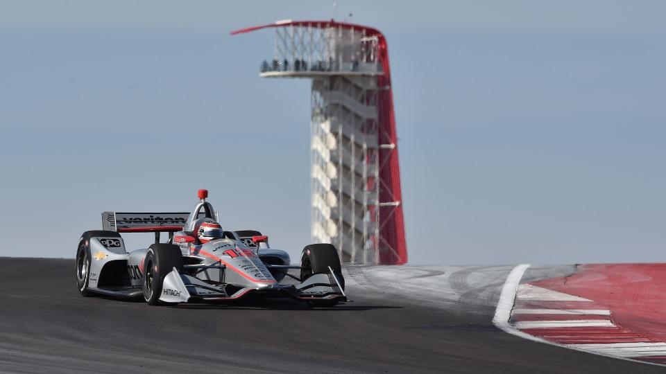 Motorsport: Indycars hit Circuit of the Americas