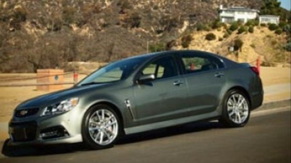 Tweaked Aussie Chevrolet SS hits 262km/h