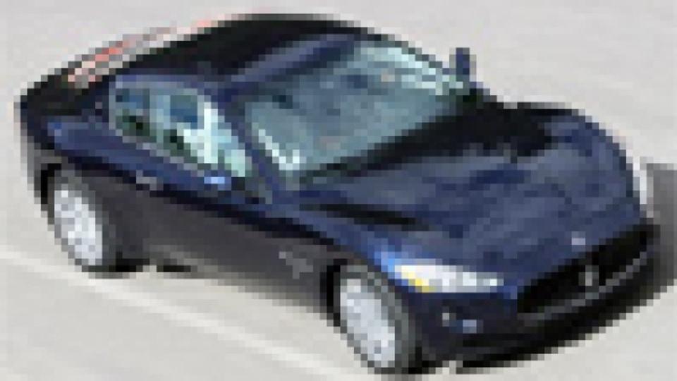 First drive: Maserati GranTurismo