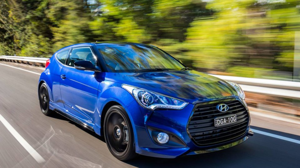 2016 Hyundai Veloster Street Turbo Special Edition Launched In Australia